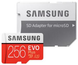 Samsung microSDXC karta 256GB EVO Plus MB-MC256GA/EU
