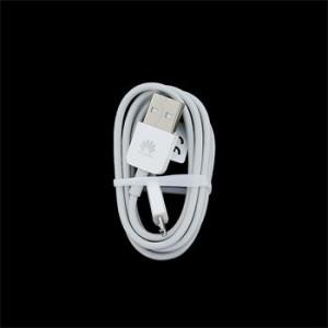 Huawei microUSB Dátový Kábel White (Bulk)