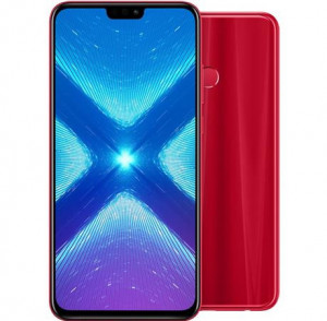 HONOR 8X 128+4GB Red