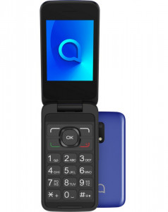 Alcatel 3025X Metallic Blue