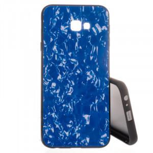 Marble Glass Samsung Galaxy J4+ 2018 J415 Modré