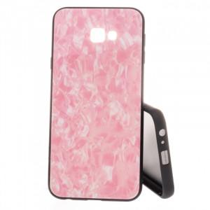 Marble Glass Samsung Galaxy J4+ 2018 J415 Růžové