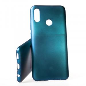 Pouzdro Jelly Case Flash Mat Huawei P Smart 2019 Modré