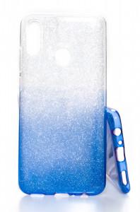 Pouzdro Shine Case pro Huawei P Smart 2019 Modrá