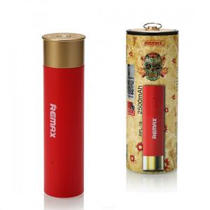 Remax RPL-18 Shell 2500mAh Red