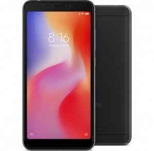 Xiaomi Redmi 6A 2GB/16GB Black
