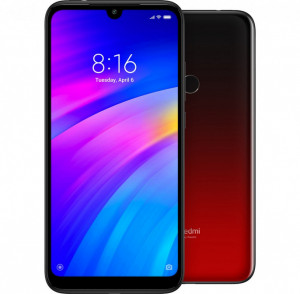 XIAOMI Redmi 7 64GB+3GB DualSim Red