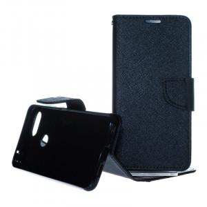 Pouzdro Telone FANCY Diary Xiaomi Mi 8 Lite Černé