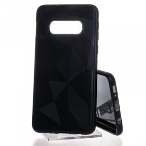 Pouzdro Prism Diamond Matt Samsung Galaxy S10e G970 Černé