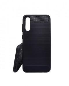 Pouzdro CARBON LUX Samsung Galaxy A50 A505 Černé
