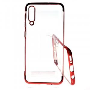 Pouzdro Elegance Samsung Galaxy A50 A505 Červené