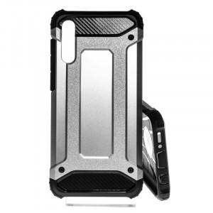 Pouzdro Armor Neo Samsung Galaxy A50 A505 Silver