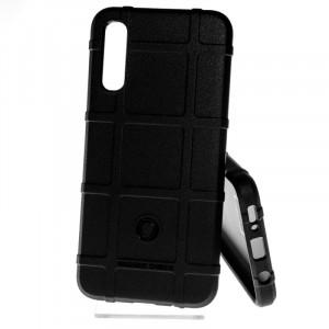 Pouzdro Rugged Shield Samsung A50 A505 Černé
