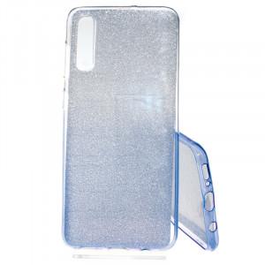 Pouzdro Shine Case pro Samsung Galaxy A50 A505 Modré