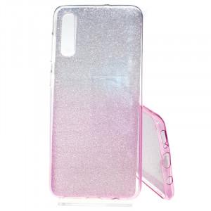 Pouzdro Shine Case pro Samsung Galaxy A50 A505 Růžové