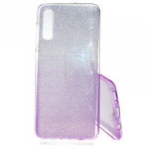 Pouzdro Shine Case pro Samsung Galaxy A50 A505 Fialové