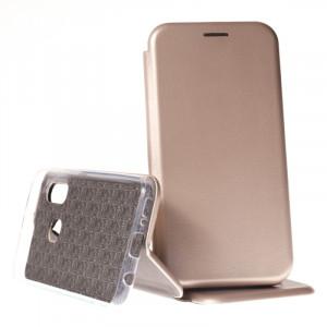 Pouzdro Forcell Elegance Samsung Galaxy A40 A405 Zlaté