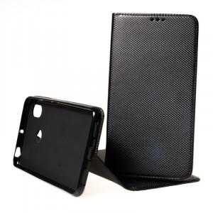 Pouzdro Smart Case Book pro Xiaomi Mi Max 3 Černé