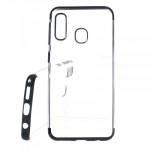 Pouzdro Elegance Samsung Galaxy A20e A202 Černé