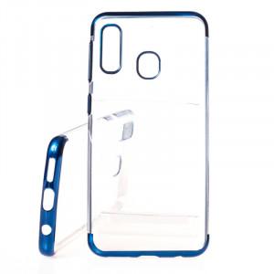Pouzdro Elegance Samsung Galaxy A20e A202 Modré