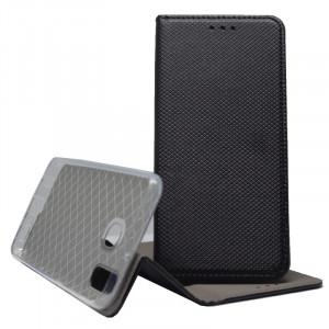 Pouzdro Smart Case Book pro Samsung Galaxy A20e A202 Černé