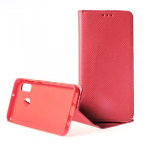 Pouzdro Smart Case Book pro Samsung Galaxy A20e A202 Červené