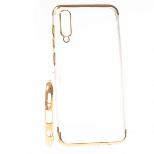 Pouzdro Elegance Samsung Galaxy A50 A505 Zlaté