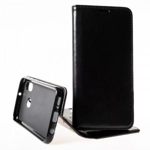 Pouzdro Magnet book Samsung Galaxy A20e A202 Černé