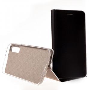 Pouzdro Vennus Book Samsung Galaxy A50 A505 Černé