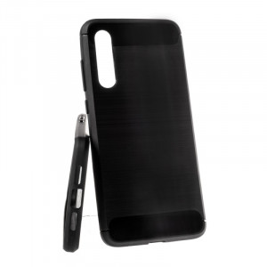 Pouzdro CARBON LUX Xiaomi Mi 9 Černé