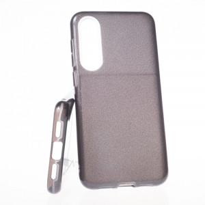 Pouzdro Glitter 3V1 Case Xiaomi Mi 9 SE Černé