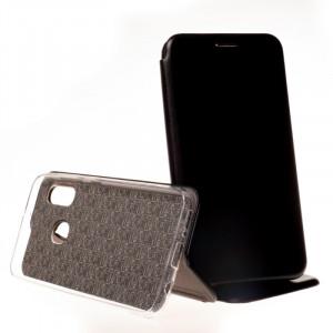 Pouzdro Forcell Elegance Samsung Galaxy A20e A202 Černé