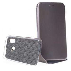 Pouzdro Forcell Elegance Samsung Galaxy A20e A202 Stříbrné