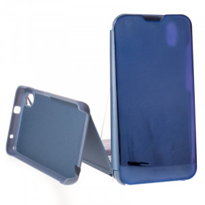 Puzdro Clear View Xiaomi Redmi 7A Modré
