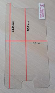 Glass Protector ochranné tvrzené sklo univerzální 5,5