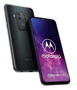 Motorola One Zoom 4GB/128GB Dual-SIM Electric Grey