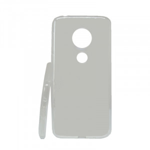 Back Case Ultra Slim 0,5mm Motorola G7 Play Čirá