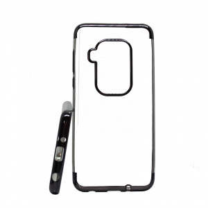 Puzdro Elegance Motorola One Zoom Černé