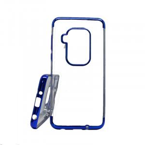 Pouzdro Elegance Motorola One Zoom Modré
