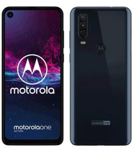 Motorola One Action, 4GB/128GB, Dual SIM, Denim Blue