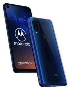 Motorola One Vision 4GB/128GB Dual-SIM Sapphire Gradient