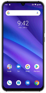 Umidigi A5 PRO, 4GB/32GB, Space Gray