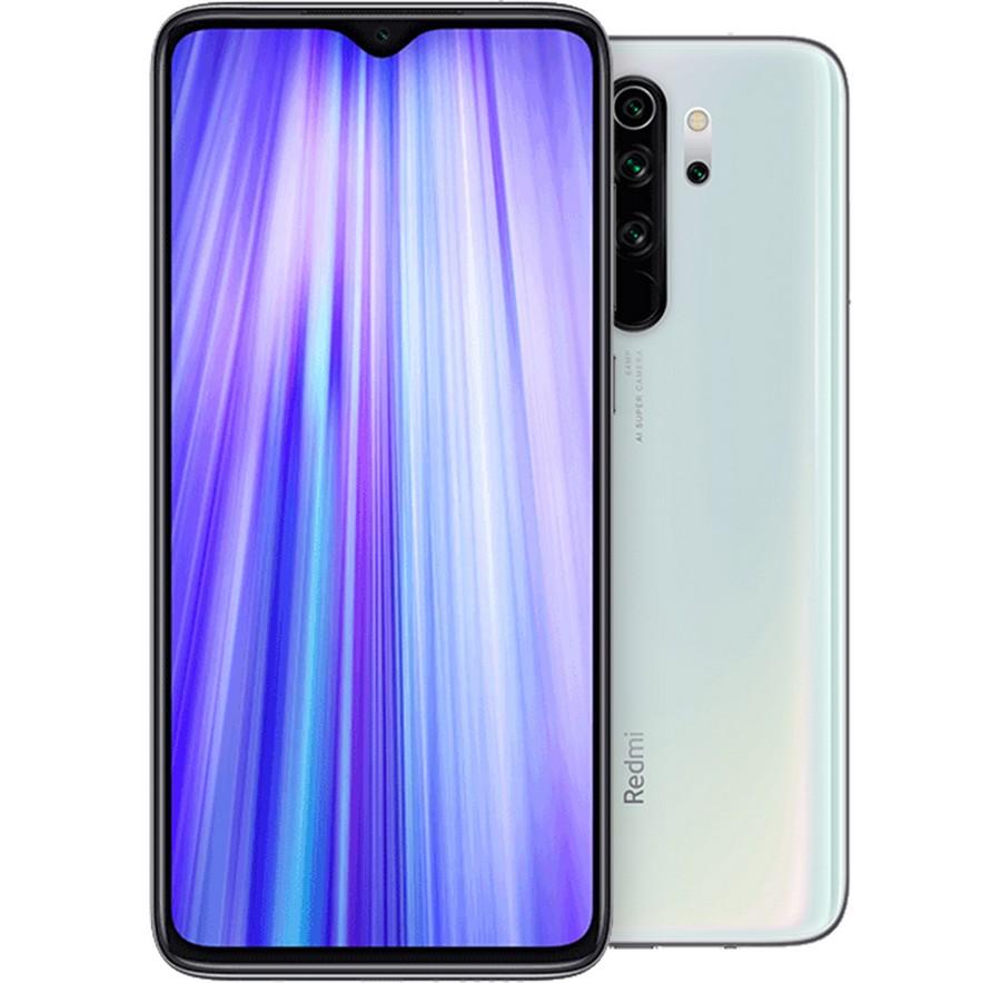 XIAOMI Redmi Note 8 Pre 64GB+6GB DualSim White 470068