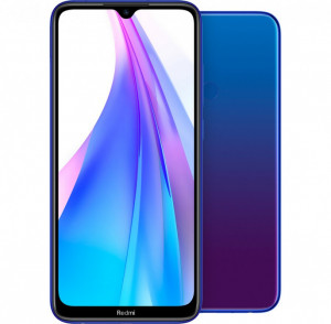 XIAOMI Redmi Note 8T 128GB+4GB DualSim Blue 470091