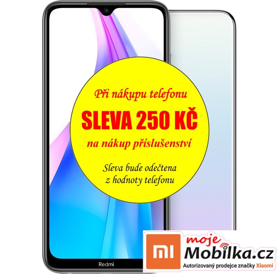 XIAOMI Redmi Note 8T 64GB+4GB DualSim White