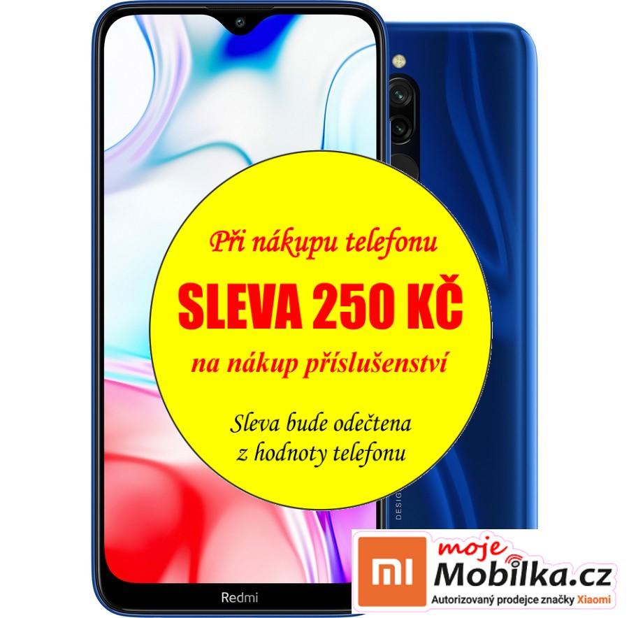 XIAOMI Redmi 8 64GB+4GB DualSim Blue 470079