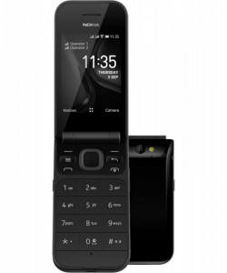NOKIA 2720 4G DS Black 16BTSB01A02