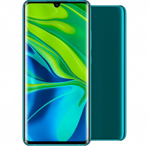 XIAOMI Mi Note 10 128GB+6GB DualSim Green 470095