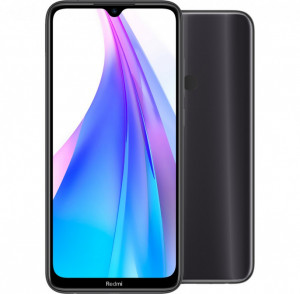 XIAOMI Redmi Note 8T 64GB+4GB DualSim Grey