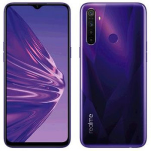 Realme 5 DualSIM 4+128GB gsm tel. Crystal Purple